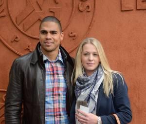 Daniel Narcisse et sa petite-amie, Emmanuelle