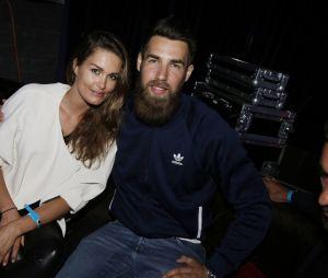 Luka Karabatic et sa petite amie, Jeny Priez