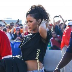 Nina Dobrev, Rihanna, Kanye West... : les stars en mode Super Bowl 2015