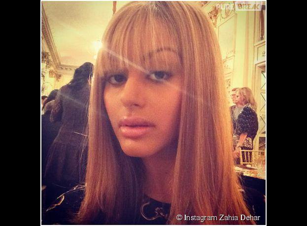 zahia dehar instagram - photo #22