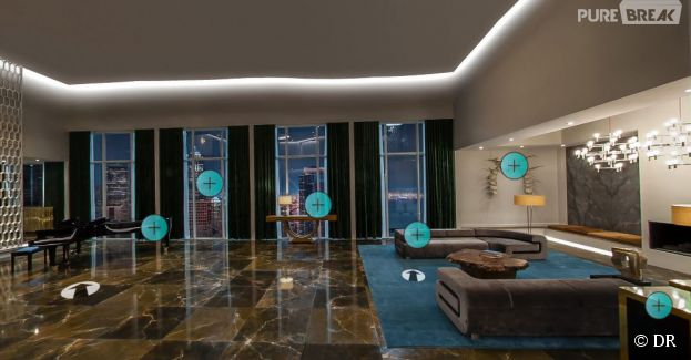 Fifty Shades Of Grey Visitez Le Penthouse De Christian