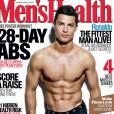 Cristiano Ronaldo sexy en Une de Men's Health