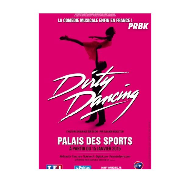 Dirty Dancing, la comédie musicale : au Palais des Sports jusqu'au 15 mars 2015