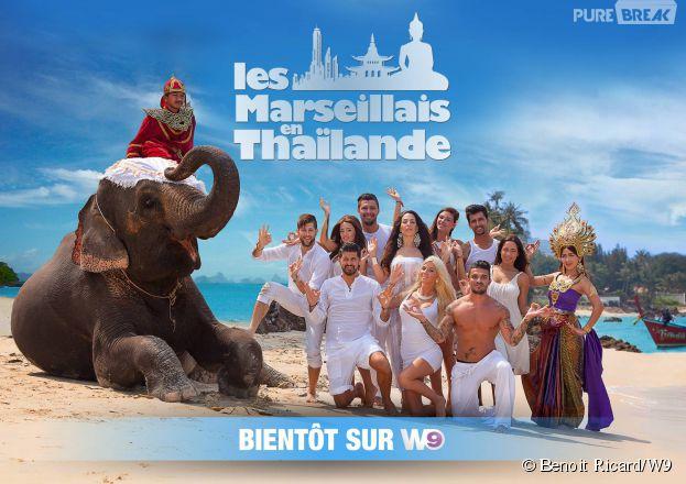 Les Marseillais en Thaïlande bientôt diffusé sur W9