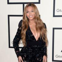 Beyoncé, Kim Kardashian, Miley Cyrus... : tapis rouge sexy et décolleté des Grammy Awards 2015