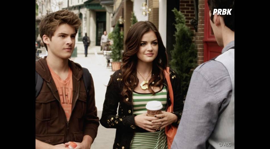 Teen Wolf saison 5 : Cody Christian oublie Pretty Little Liars