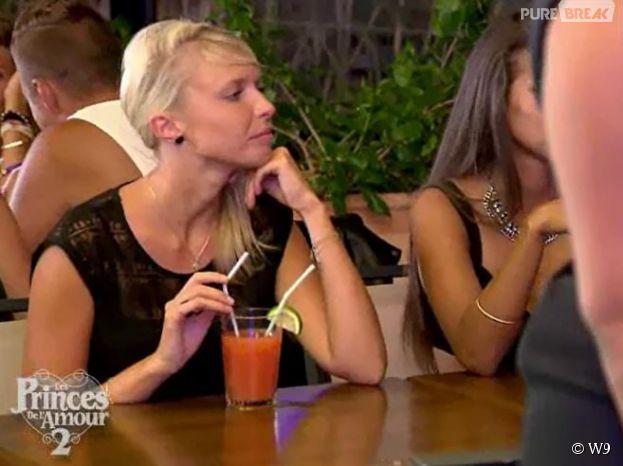 Les Princes de l'amour 2 : Kim en froid avec Benjamin dans l'épisode 68 diffusé le 11 février 2015, sur W9