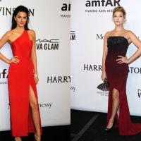 Kendall Jenner VS Hailey Baldwin : qui était la plus canon au gala de l'amfAR ?