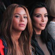 Kim Kardashian et North, Beyoncé, Rihanna... pluie de stars pour le défilé de Kanye West