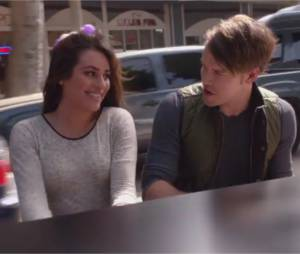 Glee saison 6 : Lea Michele et Chord Overstreet chantent A Thousand Miles