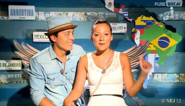 Les Anges 7 : Barbara Lune et Jo Soul font la promotion de la télé-réalité de NRJ 12