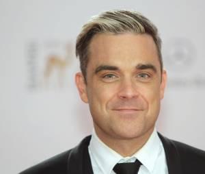 Robbie Williams, peu pudique, a posé nu sur Twitter, le 13 février 2014