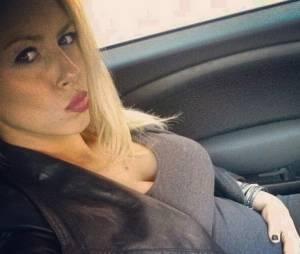Stéphanie Clerbois maman depuis le 14 février 2015