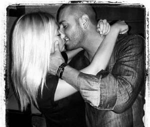 Stéphanie Clerbois et son compagnon Eric amoureux sur Instagram