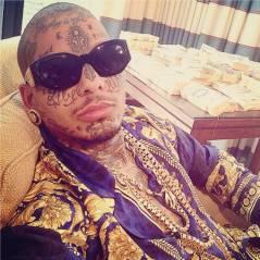 Swagg Man : ses tatouages au visage, du maquillage ?