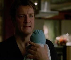 Castle saison 7 : Rick bientôt papa pour la deuxième fois ?