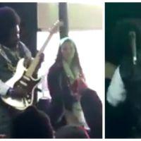 Afroman frappe une femme sur scène : la vidéo qui choque le web
