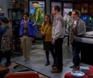 The Big Bang Theory saison 8 : Howard a perdu sa mère
