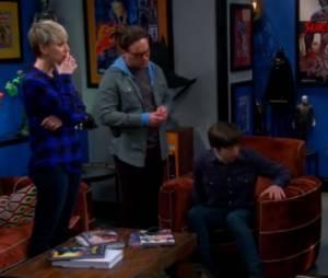 The Big Bang Theory saison 8 : hommage à Carol Ann Susi