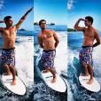 Christophe (Zack Dugong), le petit-ami sexy de Marine Lorphelin