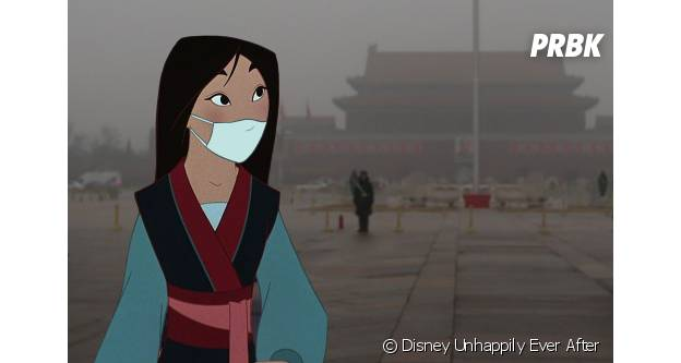 Disney Unhappily Ever After : Mulan