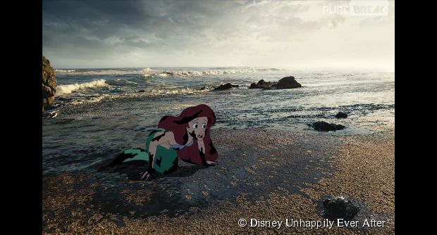 Disney Unhappily Ever After : La petite sirène