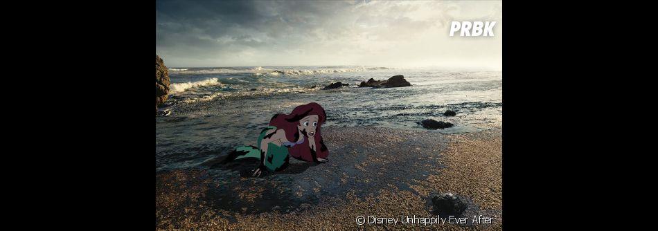 Disney Unhappily Ever After : La petite sirène