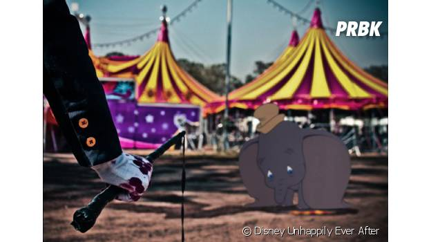 Disney Unhappily Ever After : Dumbo
