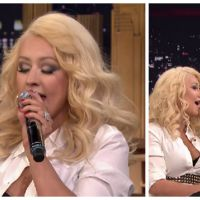 BLUFFANT : Christina Aguilera imite à la perfection Britney Spears en direct à la TV !