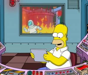 La liste des métiers insolites d'Homer Simpson