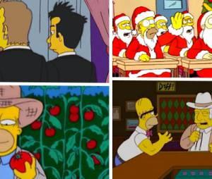 Les métiers d'Homer
