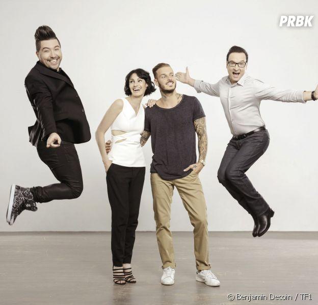 M. Pokora et Marie-Claude ïetragalla absents du jury de Danse avec les stars 6 ?