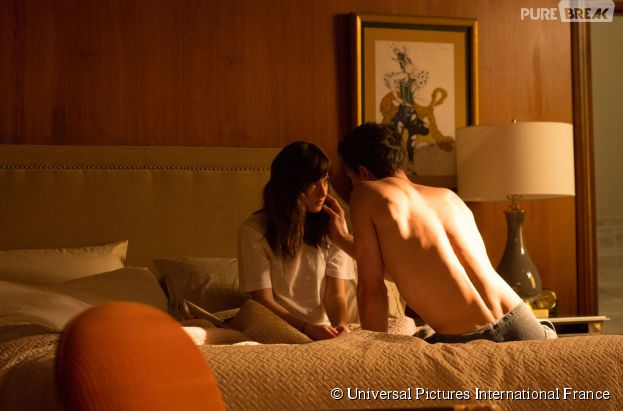 Fifty Shades of Grey : Dakota Johnson et Jamie Dornan sur une photo