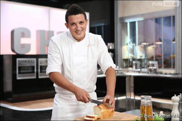 Adel Dakkar (Top Chef 2015) : candidat de 27 ans et sous-chef de l'hôtel Cheval Blanc de Yannick Alléno