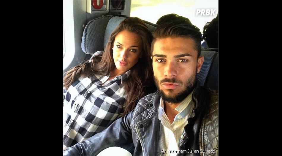 Julien Guirado et Vanessa Lawrens en couple depuis Les Anges 6