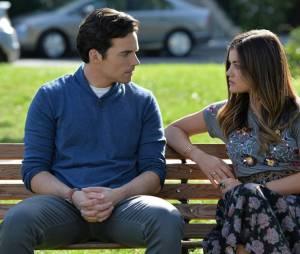 Pretty Little Liars saison 5, épisode 22 : Aria et Ezra vont rompre