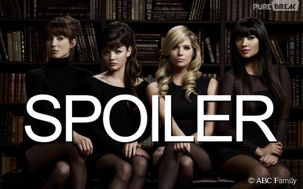 Pretty Little Liars saison 5 : rupture confirmée pour une couple