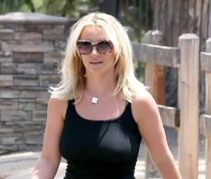 Britney Spears est en résidence au casino Planet Hollywood à Las Vegas depuis décembre 2013