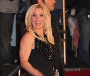 Britney Spears chante ses plus grands tubes au casino Planet Hollywood à Las Vegasdepuis décembre 2013