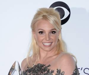 Britney Spears : la chanteuse interprète ses plus grands tubes au casino Planet Hollywood à Las Vegasdepuis décembre 2013