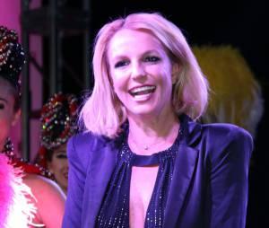 Britney Spears, le 5 novembre 2014 à Las Vegas