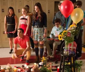 Glee saison 5 : adieux au programme dans l'épisode hommage à Cory Monteith