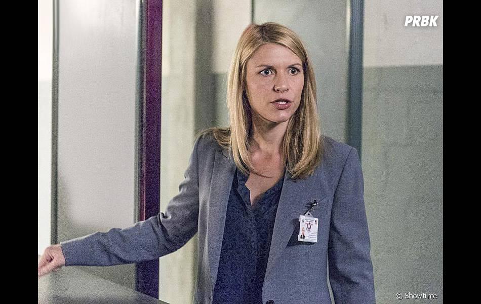 Homeland saison 5 : Carrie va quitter la CIA