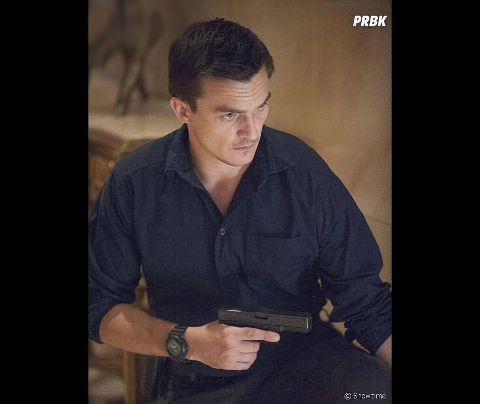 Homeland saison 5 : Quinn bientôt en couple avec Carrie ?