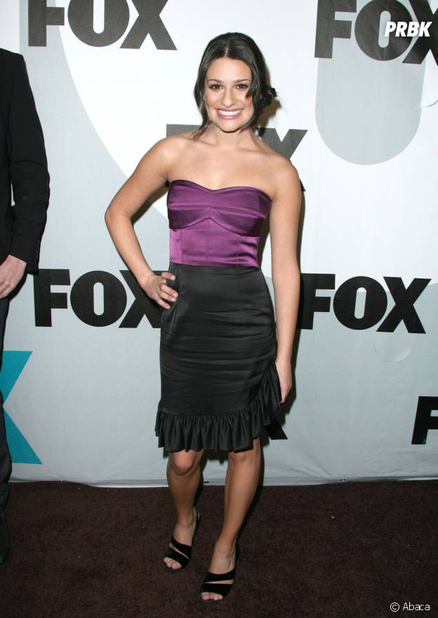 Lea Michele en 2009