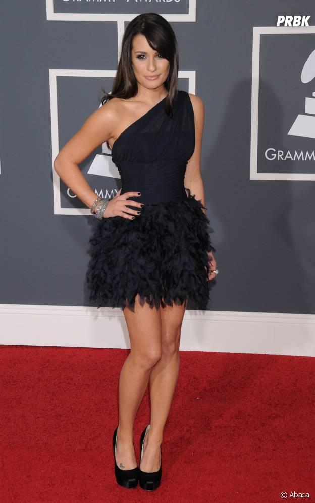 Lea Michele aux Grammy Awards 2010