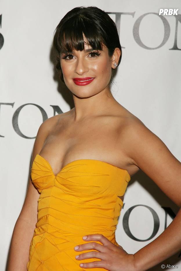 Lea Michele en 2010
