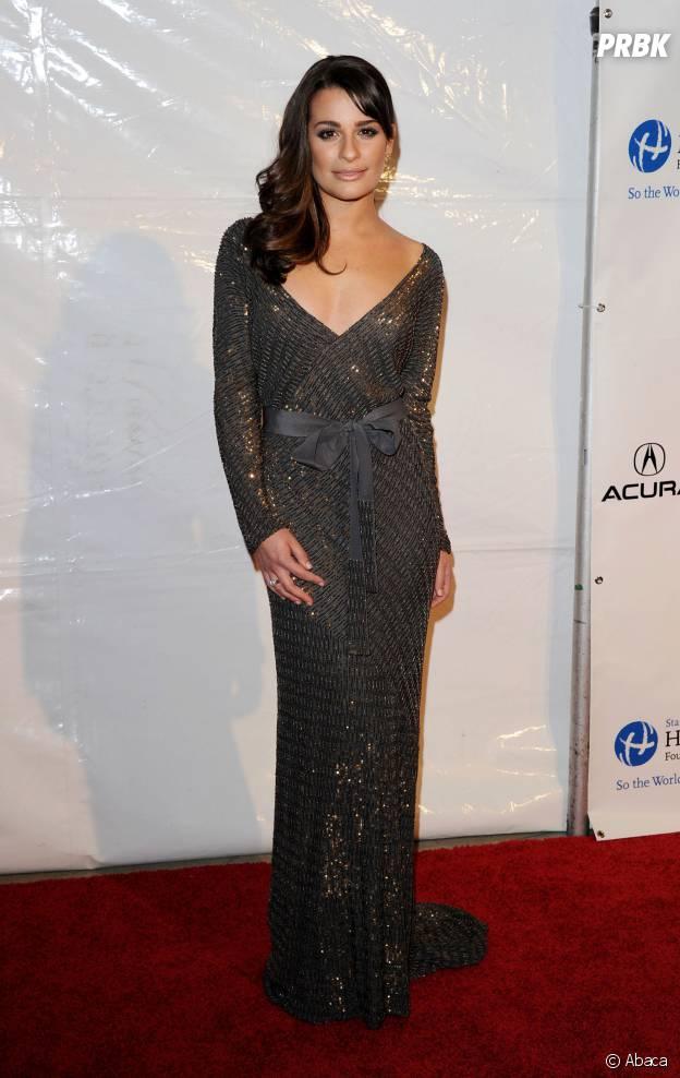 Lea Michele en 2011