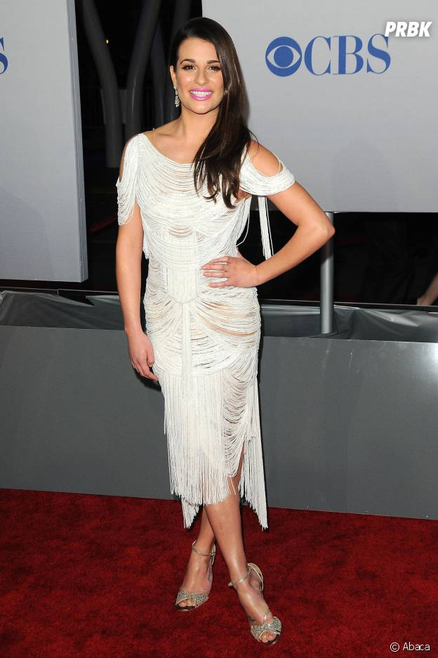 Lea Michele aux People's Choice Awards 2012