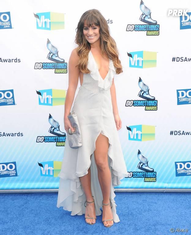 Lea Michele aux Do Something Awards en 2012